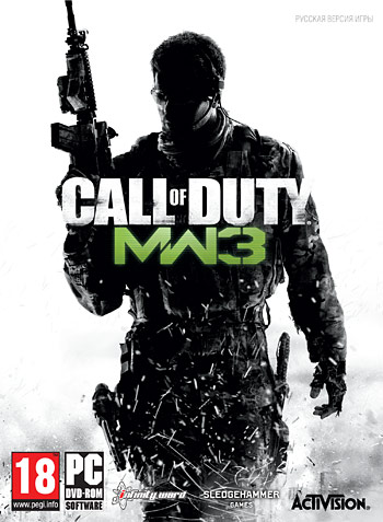 Call of Duty: Modern Warfare 3, 4464068