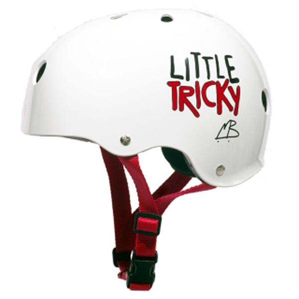 Шолом Triple Eight Little Tricky Helmet Rubber - Шолом Triple Eight Little Tricky Helmet Rubber