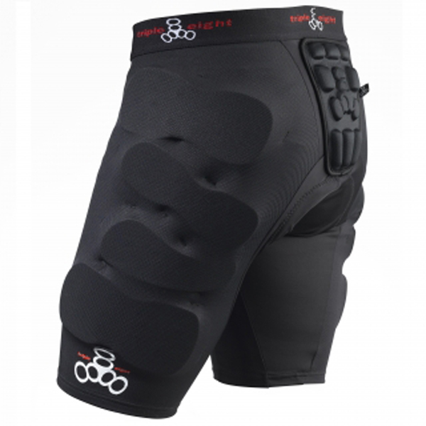 Захисні шорти Triple Eight BMX Bumsaver shorts - Захисні шорти Triple Eight BMX Bumsaver shorts