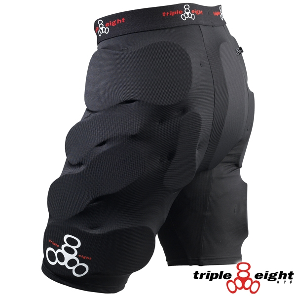 Захисні шорти Triple Eight Bumsavers II Padded Shorts - Захисні шорти Triple Eight Bumsavers II Padded Shorts